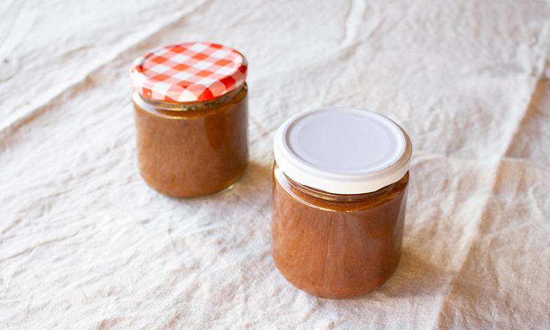 Hariztizabal baserriko marmelada ekologikoak
